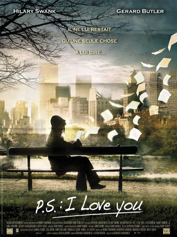 affiche du film P.S. I Love You