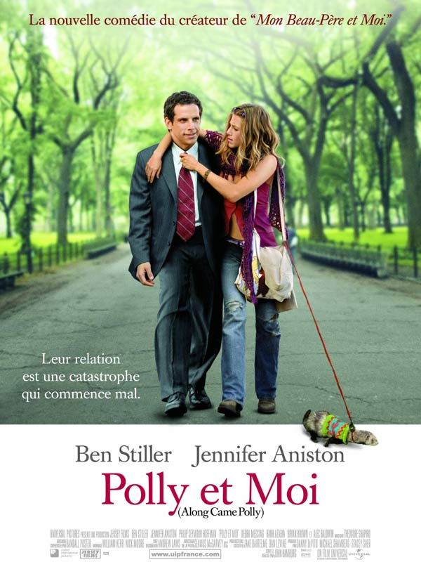 affiche du film Polly et Moi