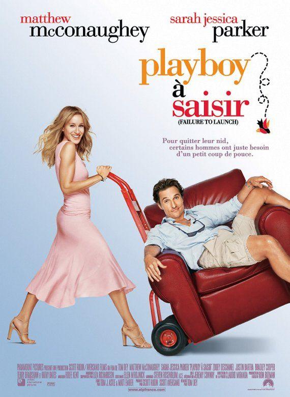 affiche du film Playboy à saisir