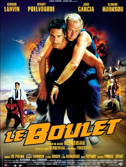 affiche du film Le boulet