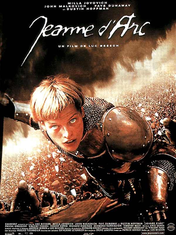 affiche du film Jeanne d'Arc (1999)
