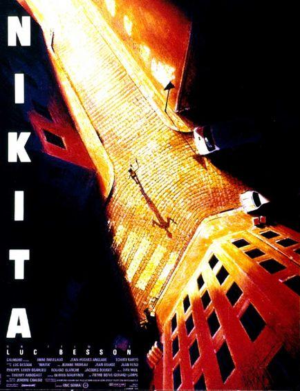 affiche du film Nikita