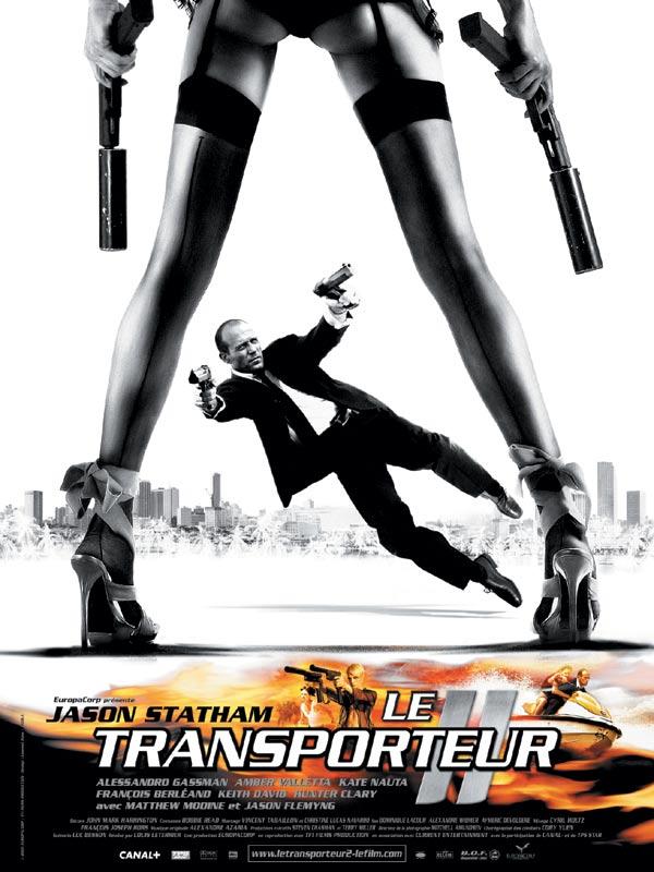 affiche du film Le transporteur 2