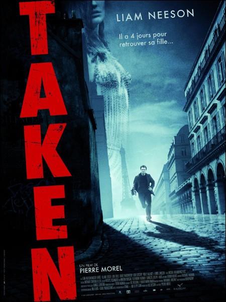 affiche du film Taken