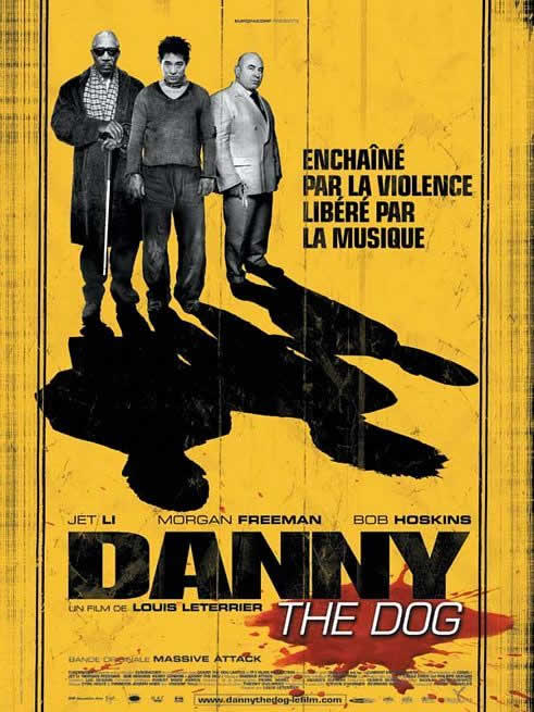 affiche du film Danny the Dog