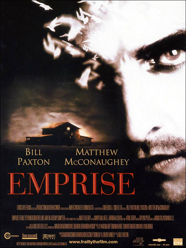 affiche du film Emprise