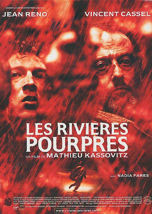 affiche du film Les Rivieres Pourpres