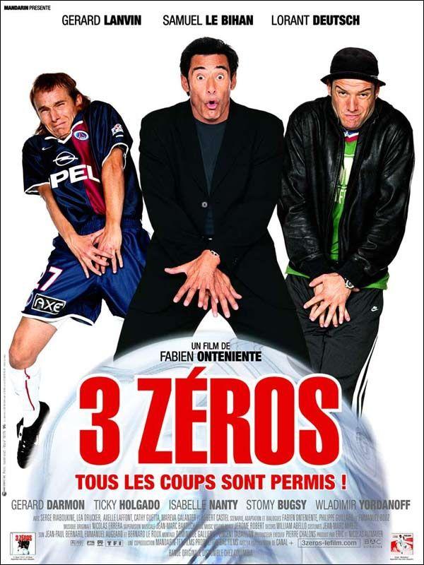affiche du film 3 zéros