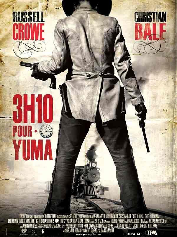 affiche du film 3h10 pour Yuma