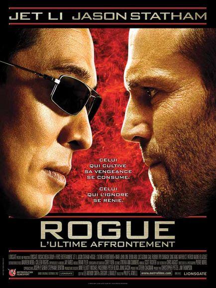 affiche du film Rogue : L'ultime affrontement