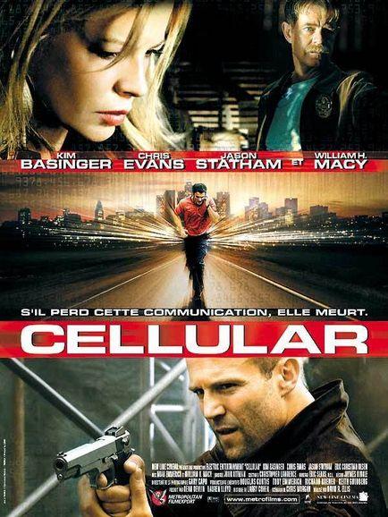 affiche du film Cellular