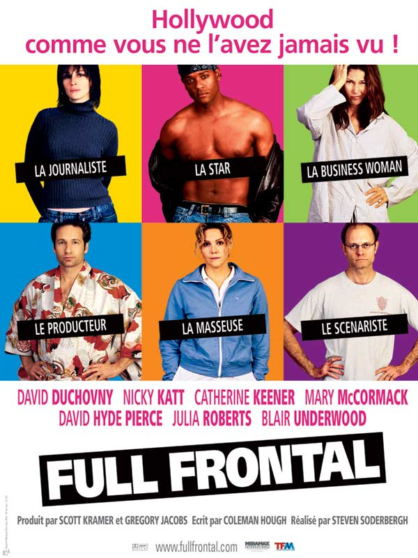 affiche du film Full Frontal