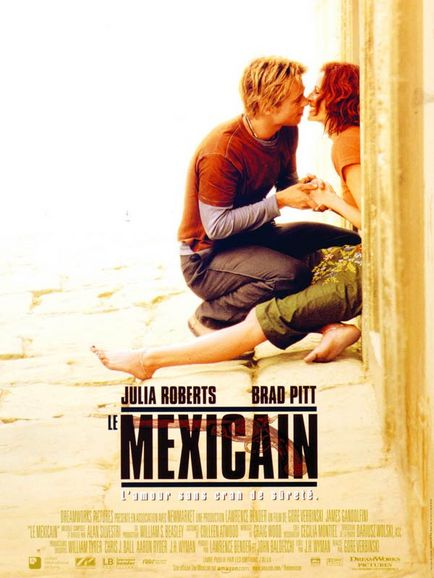 affiche du film Le Mexicain