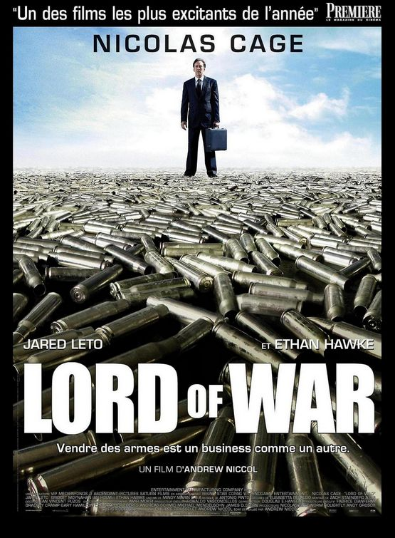 affiche du film Lord of War