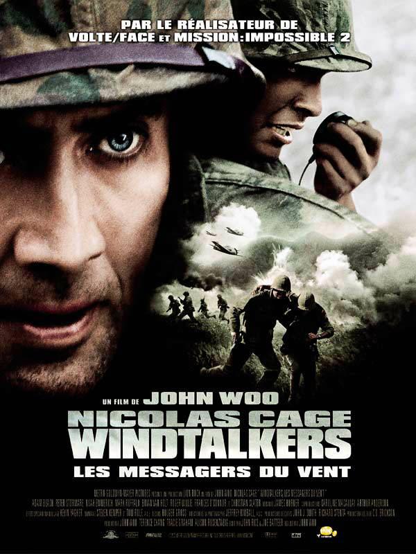 affiche du film Windtalkers : Les messagers du vent