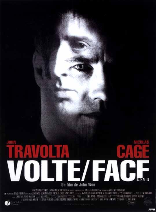 affiche du film Volte/Face