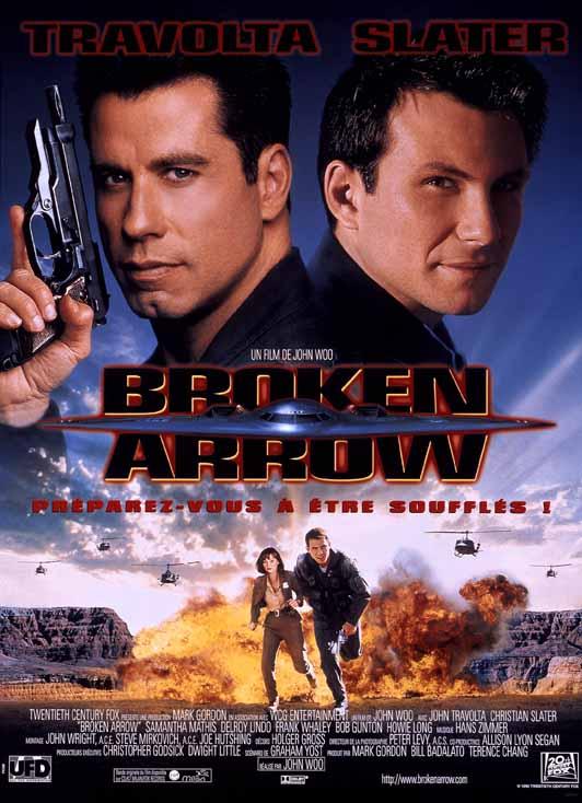 affiche du film Broken Arrow