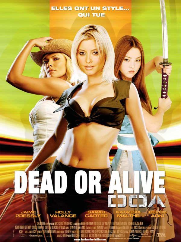 affiche du film DOA: Dead or Alive