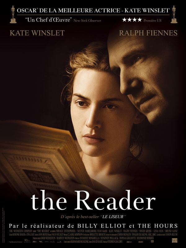 affiche du film The Reader