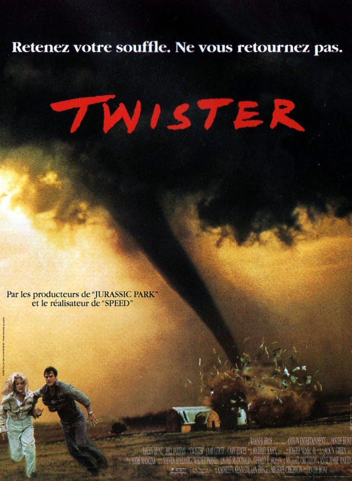affiche du film Twister