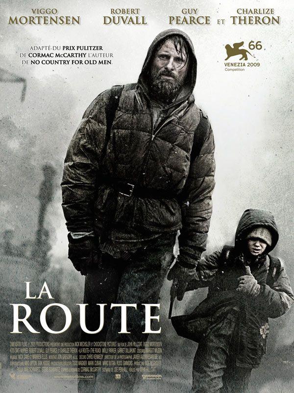 affiche du film La route