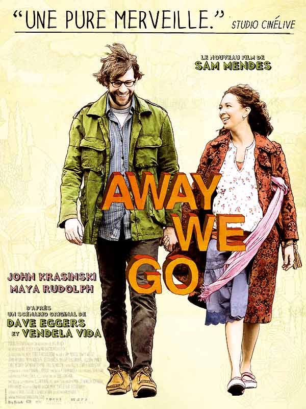 affiche du film Away We Go