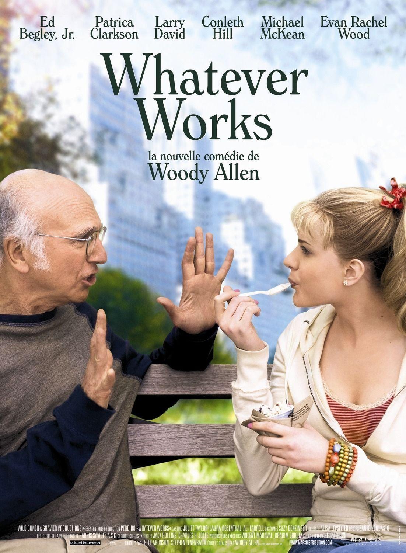 affiche du film Whatever Works