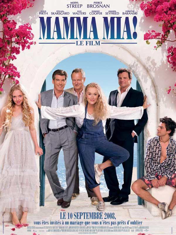 affiche du film Mamma Mia!