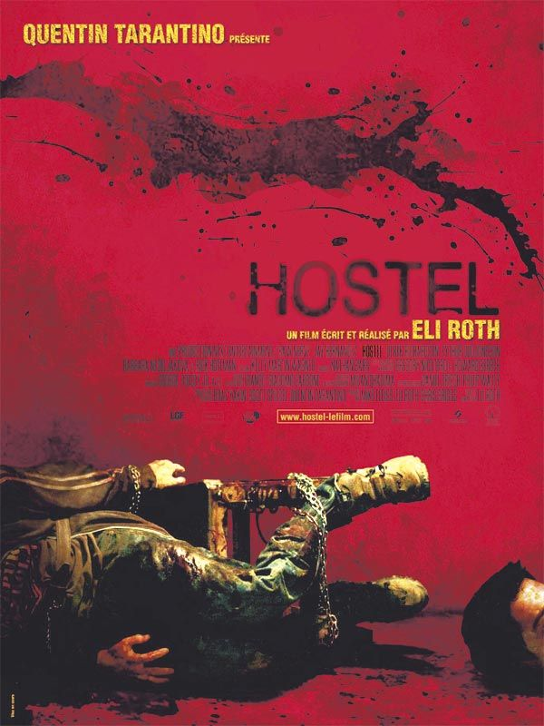 affiche du film Hostel