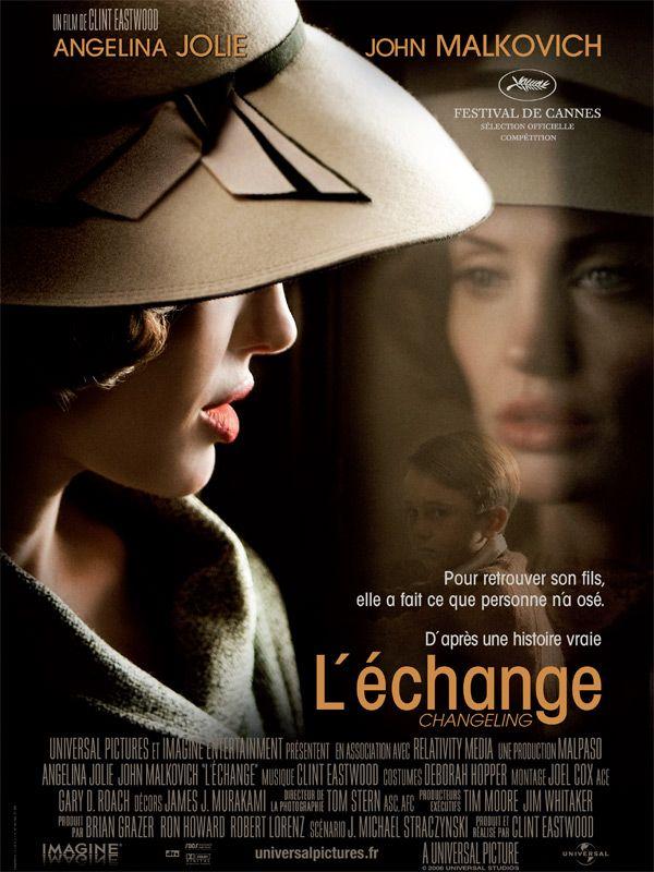 affiche du film L'échange (2008)