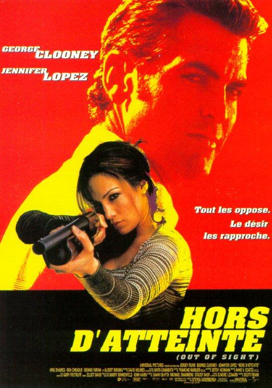 affiche du film Hors d'atteinte