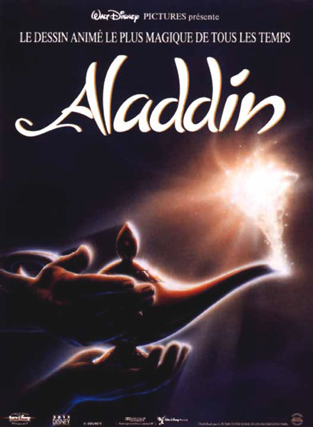 affiche du film Aladdin (1992)