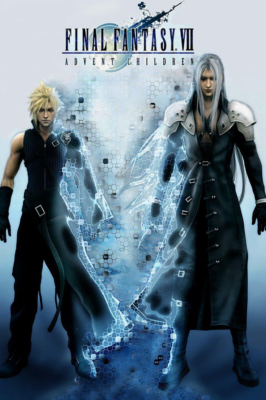 affiche du film Final Fantasy VII: Advent Children