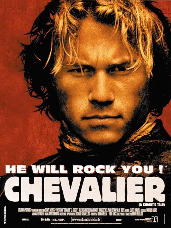 affiche du film Chevalier
