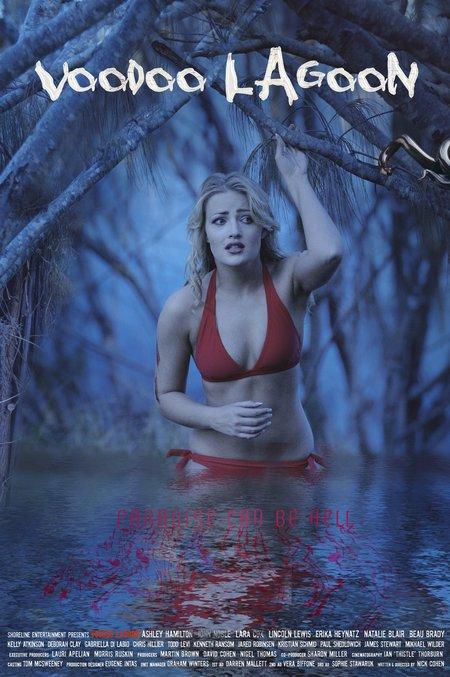 affiche du film Voodoo Lagoon