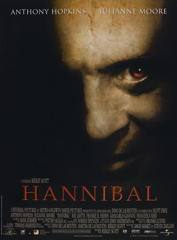 affiche du film Hannibal