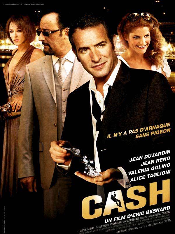 affiche du film Ca$h