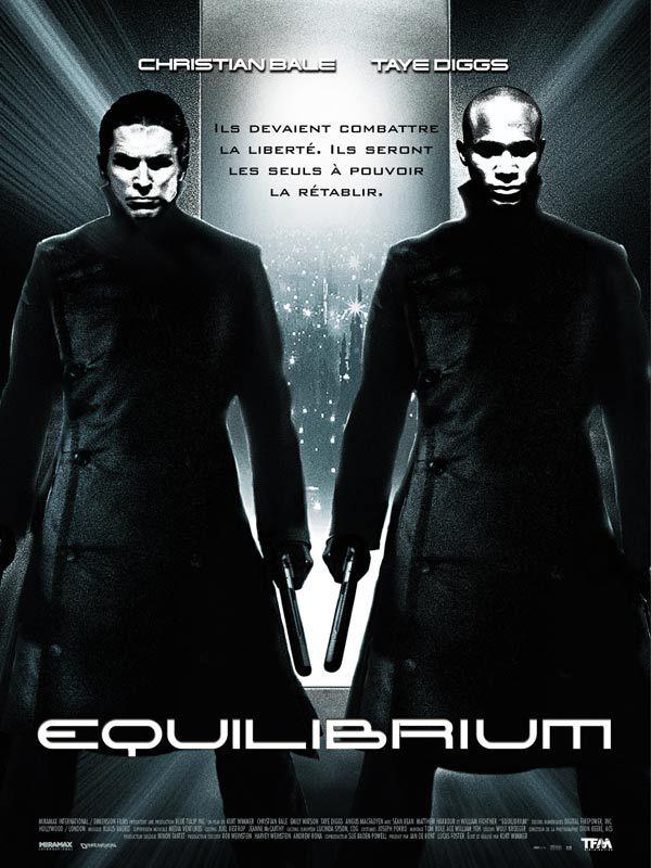 affiche du film Equilibrium