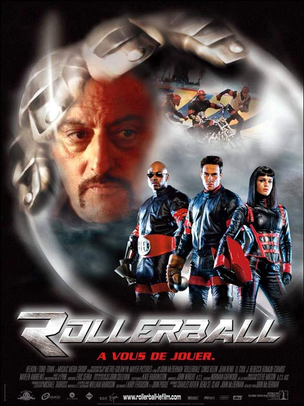 affiche du film Rollerball (2002)