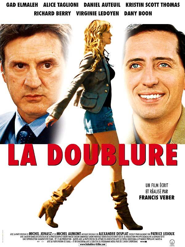 affiche du film La Doublure