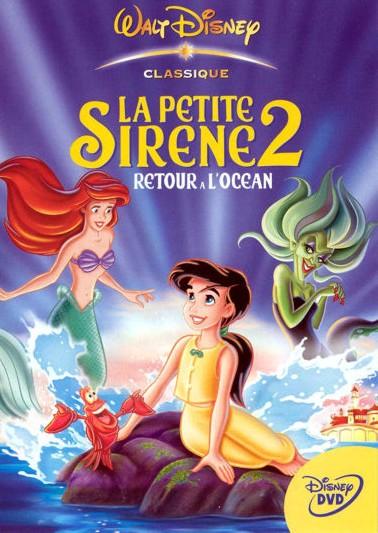 affiche du film La petite sirène 2 : Retour à l'océan
