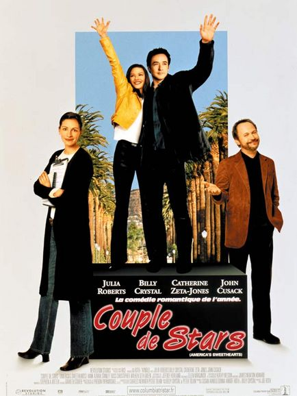 affiche du film Couple de Stars