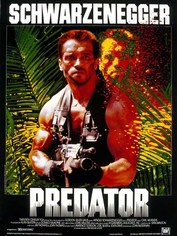 affiche du film Predator