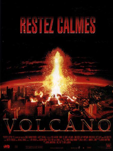 affiche du film Volcano