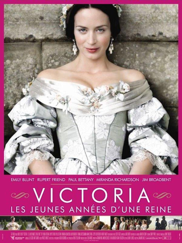 affiche du film Victoria : Les jeunes années d'une reine