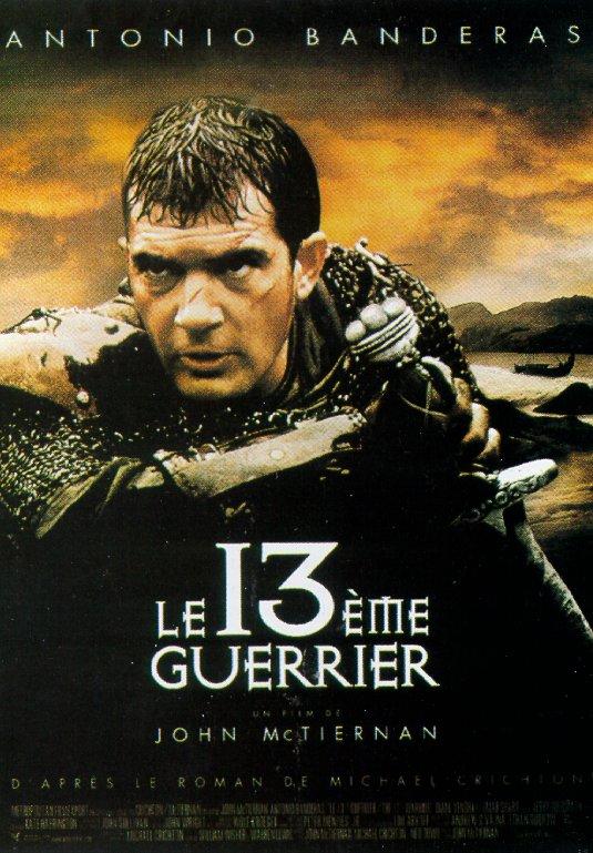 affiche du film Le 13ème guerrier