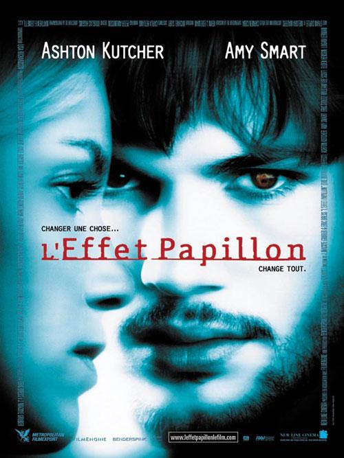 affiche du film L'Effet Papillon