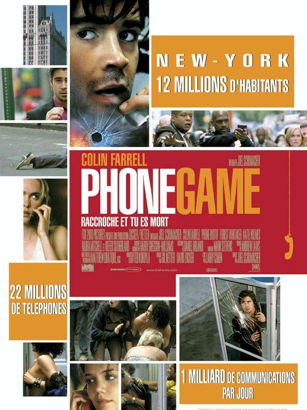 affiche du film Phone Game