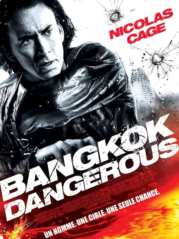 affiche du film Bangkok Dangerous