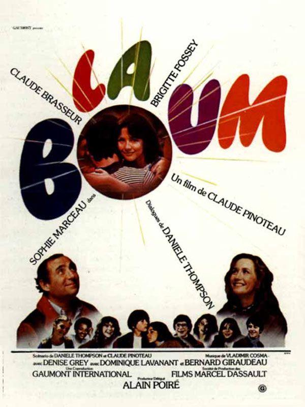 affiche du film La Boum